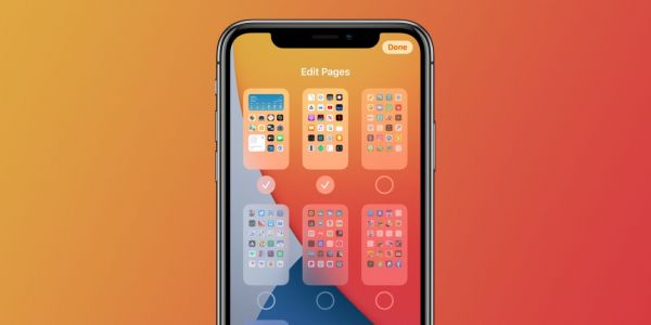 IOS 14: How to hide iPhone app pages for a clean and customized UI