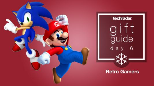 Top Christmas gifts for retro gamers