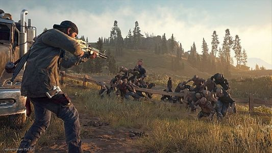 Days Gone The First of Several PlayStation Games Coming to PC