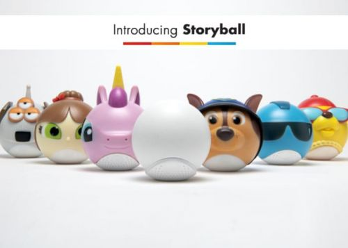 Storyball Screen-Free Smart Toy For Children
