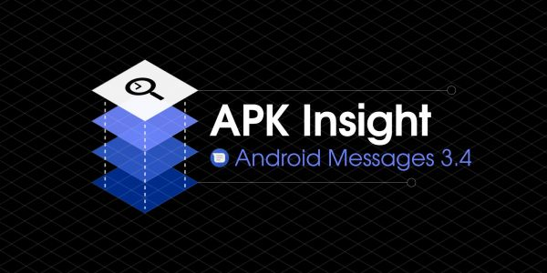 Android Messages 3.4 preps Dark Mode for Material Theme redesign, Chromebook pairing