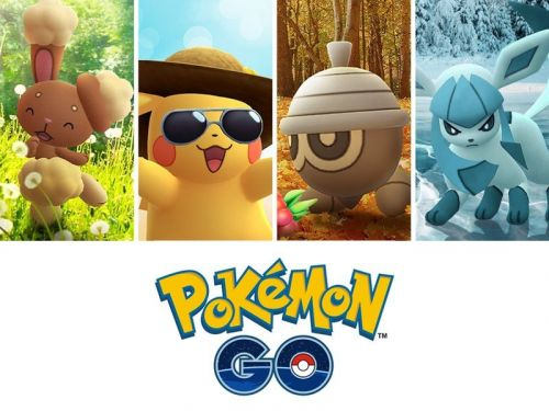 The Pokémon Go Season of Legends kicks off with the Forces of Nature