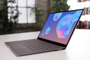 Samsung Galaxy Book S is a new breed of laptop powered by a Snapdragon processor and LTE