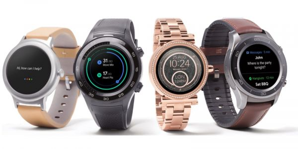 Fossil Group, Montblanc, & Louis Vuitton will launch first Wear OS watches w/ Snapdragon Wear 3100