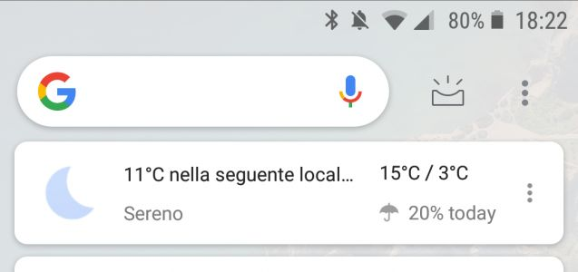 The Google Feed Has A Rounded Search Bar In Testing