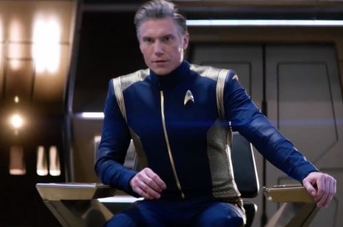 New trailer for Star Trek: Discovery S2 gives us a young bearded Spock