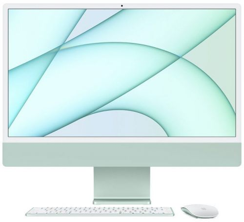Compare the previous iMac 2020 with the newer M1 iMac 2021