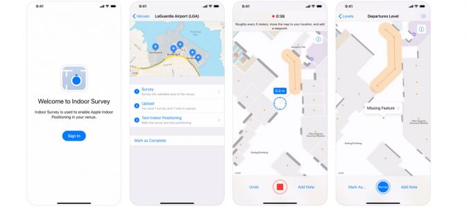 Apple updates Indoor Survey business app with new design, map notes, and more