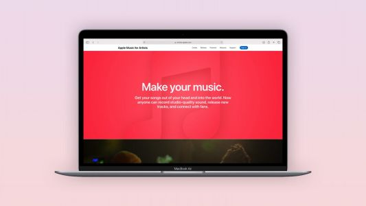Apple Music for Artists webpage redesigned with more details about Spatial Audio