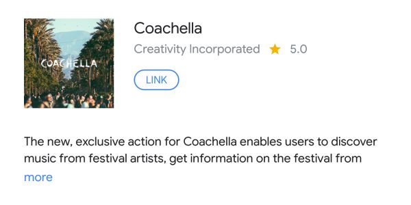 Google's YouTube Coachella partnership adds Home Assistant app & Pixel photo booths