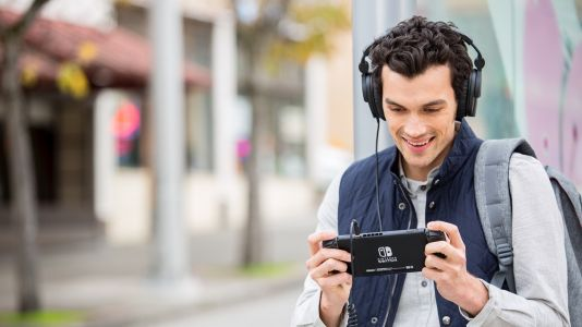 Surprise! The Nintendo Switch now supports some wireless USB headsets