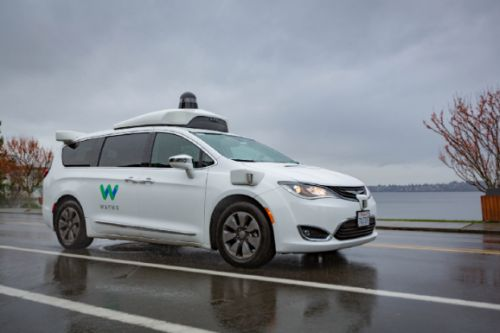 Waymo cars refuse to drive in unsafe conditions