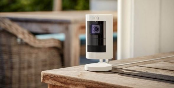 Amazon Unveils New Ring Security Cameras