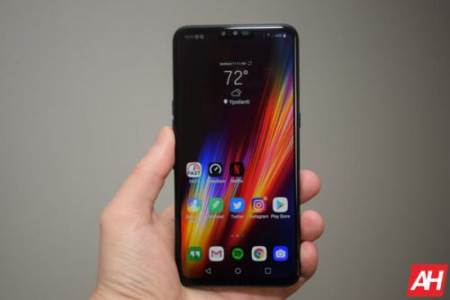 LG V50 ThinQ Is Starting To Get Android 10, Surprising Absolutely Everyone