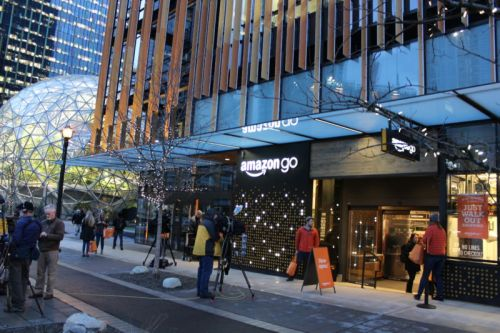 More Amazon Go stores are coming to Seattle and Los Angeles, report says