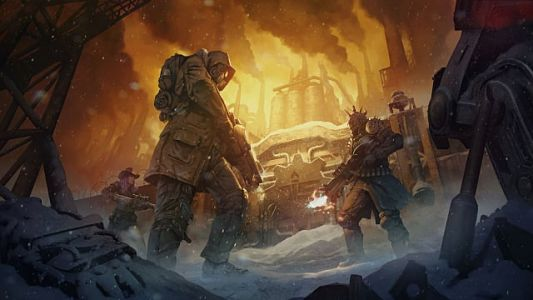 Wasteland 3 DLC The Battle of Steeltown Gets Release Date