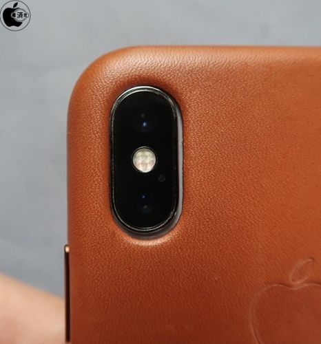 IPhone X Cases May Have Slightly Imperfect Fit on iPhone XS Due to New Camera Bump Dimensions