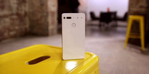 Essential cancels development on second phone, company potentially up for sale