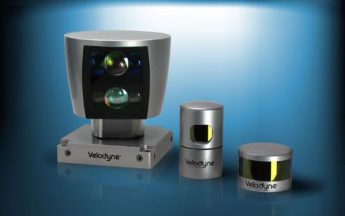 Velodyne invented modern lidar-it's about to face real competition