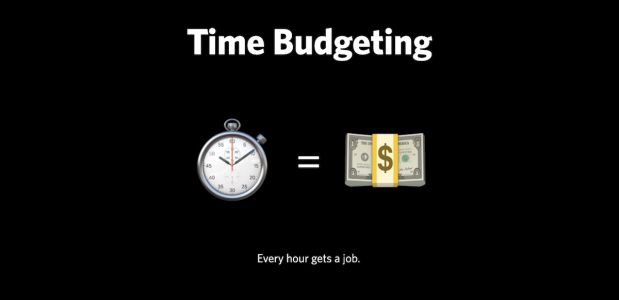 Beating Procrastination with Time Budgeting