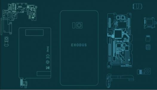 HTC Exodus Design Possibly Teased By The Company