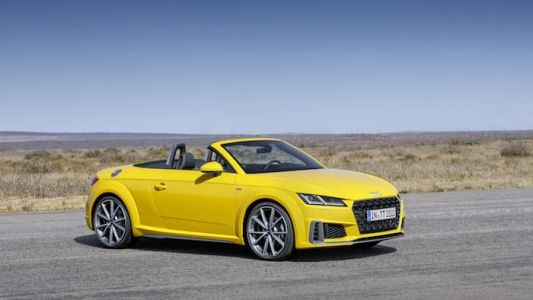 New Facelift 2018 Audi TT Is Official