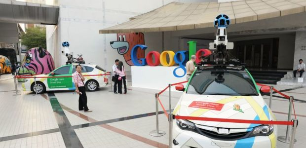 Google Street View Leads To A Divorce After A Man Saw His Wife And Another Man Captured On-Camera Canoodling