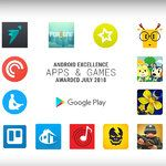 Google unveils new Android Excellence apps and games collection