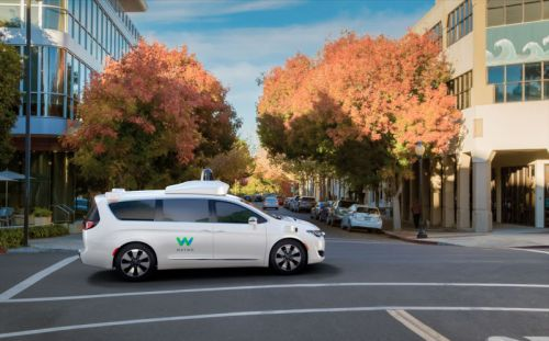 Waymo races GM to deploy self-driving cars, orders thousands of minivans