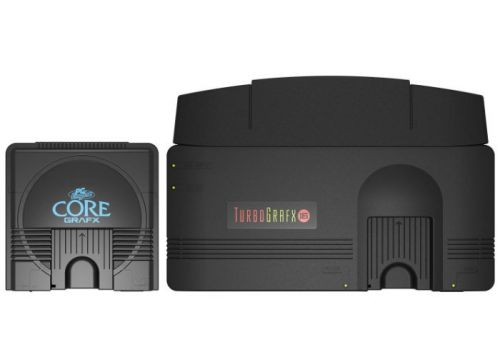 TurboGrafx-16 Mini games console now available to preorder