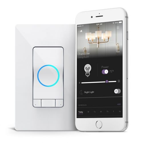 IDevices Launches The Alexa-Powered Instinct Light Switch - CES 2018