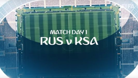 Russia vs Saudi Arabia live stream: how to watch today's World Cup match online
