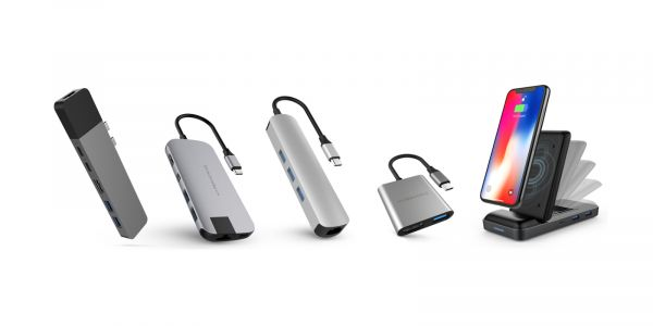 Hyper launches 5 new USB-C hubs for Apple's MacBooks