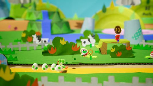 Yoshi's Crafted World comes to Switch during Spring 2019