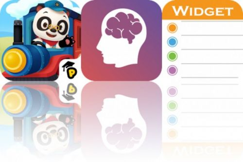 Today's Apps Gone Free: Dr. Panda Train, Schulte Table and Reminders Widget