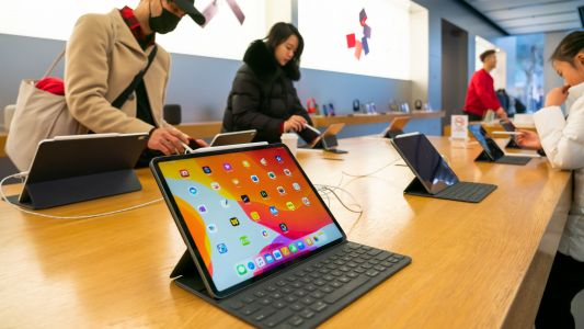 Apple Asks LG Display for Urgent Supply of LCD Panels to Meet iPad Demand in Asia