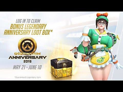 Overwatch Anniversary Brings Skins, New Features to the Arena
