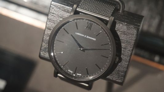 Larsson & Jennings just debuted its first smartwatch but you'll have to wait for it
