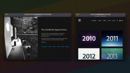 The Unofficial Apple Archive is on a mission to save Apple history and inspire new creators