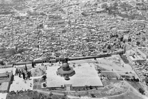 The Case for Building a Synagogue on the Temple Mount