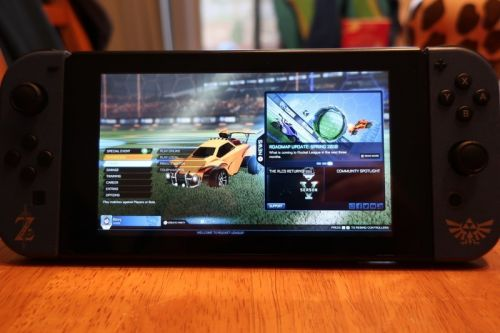 How to play Rocket League cross-platform with the Nintendo Switch