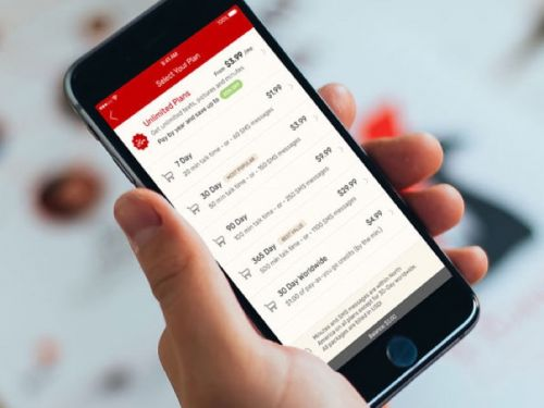Save 83% on the Hushed Private Phone Line: Lifetime Subscription