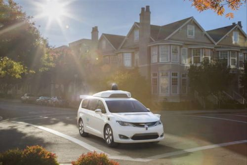 Waymo To Buy 'Thousands' Of Minivans From Fiat Chrysler