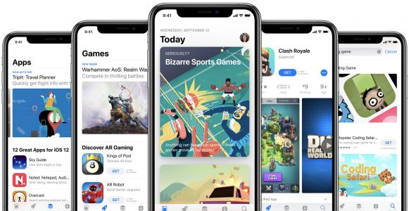 Apple-Commissioned Study Finds App Store Fees in Line With Those at Other Digital Marketplaces