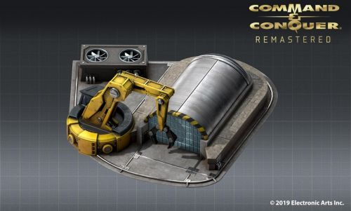 EA Shares Updated Visuals For Command & Conquer Remastered