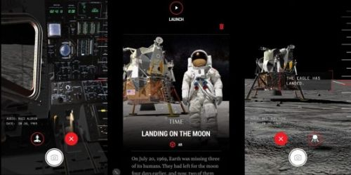 ILM, Smithsonian, and Time release Apollo 11 landing AR experience