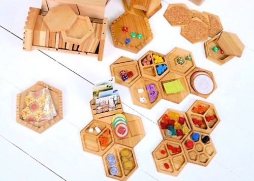 Gamer's Chest tabletop game organizer raises over $300,000 via Kickstarter