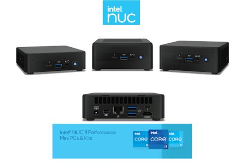 Intel Unveils Panther Canyon NUC11 Family: Tiger Lake Comes to NUCs