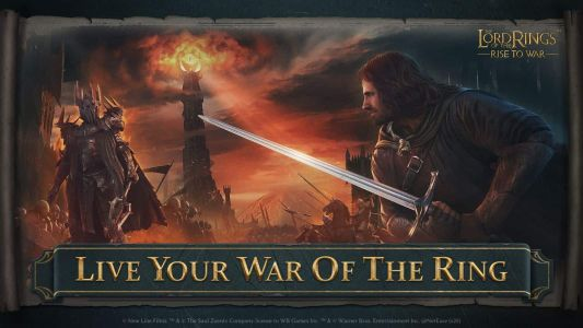 NetEase's The Lord Of The Rings: Rise To War Is A Mobile Strategy Game That Stays Faithful To The Original
