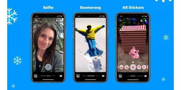Fake Portrait mode selfies available on older iPhones in Facebook Messenger update